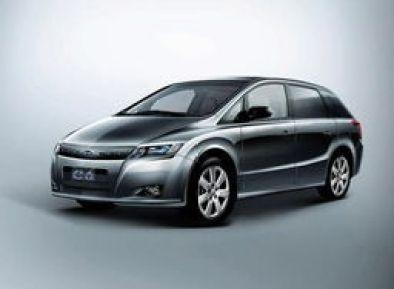 电动汽车的一个品牌,比亚迪e6车型介绍