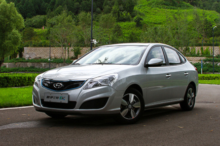 北京现代伊兰特EV上市 补贴后售11.08-11.38万