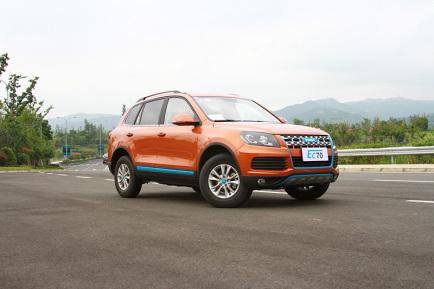 野马纯电动SUV/MPV上市 补贴后售18.38万/6.28万
