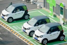 大势所趋 国家推新政鼓励共享汽车发展