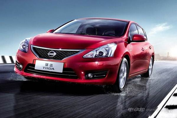紧凑型轿车油耗低的推荐---日产新骐达/蓝鸟 1.6L
