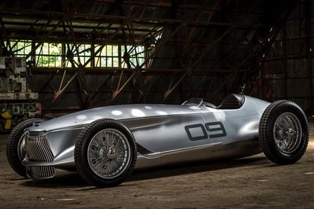 英菲尼迪 Prototype 9 Concept 新能源汽车