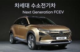 新能源计划曝光 现代新FCEV概念车首发
