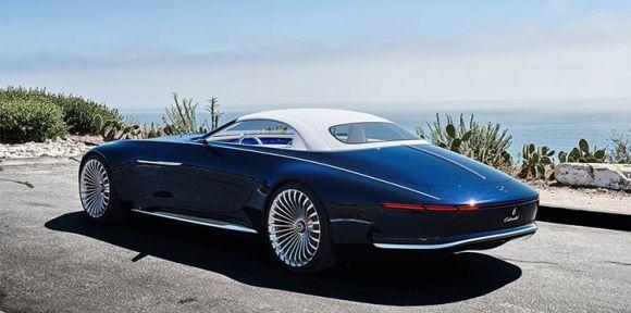这应该是目前为止最性感最奢华的纯电动车了吧