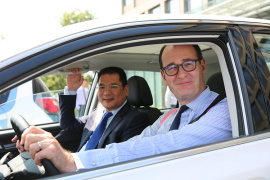 福特第三家合资公司即将成立 没想到合作伙伴竟是众泰