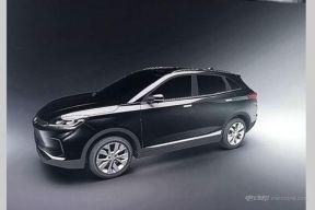 设计一般/续航挺长 威马首款纯电SUV效果图曝光