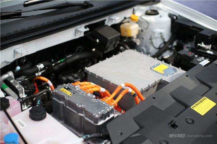 帝豪 EV300 电动机