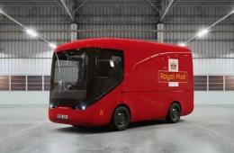 100英里零排放 Arrival电动货车正式路测