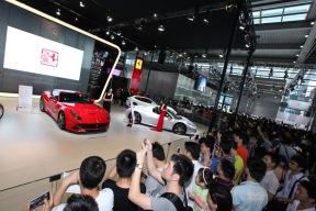 盛幕再启 2017第九届深圳国际车展10月1-6日开展