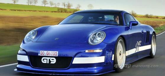 9ff GT9-R前脸