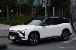 有了它谁还买特斯拉 蔚来首款7座SUV ES8实车曝光