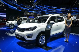 综合续航300km 长安CS15 EV有望2017广州车展上市