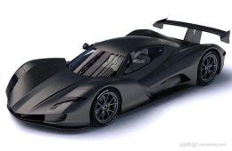 脖子要断了 最速电动车Aspark Owl将于法兰克福车展发布