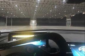 F1样式方向盘 AMG Project One内饰谍照曝光