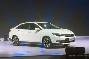东风启辰换全新品牌LOGO 新车预售7-11万元