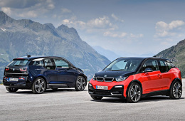 电动车也玩高性能 看宝马新款i3/i3S有啥变化
