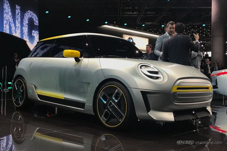 MINI Electric Concept概念车