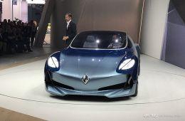 向BBBA进发 宝沃全新Isabella概念车法兰克福车展发布