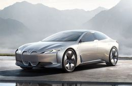 解析BMW全新电动概念车 宝马凭什么Leading electrification?