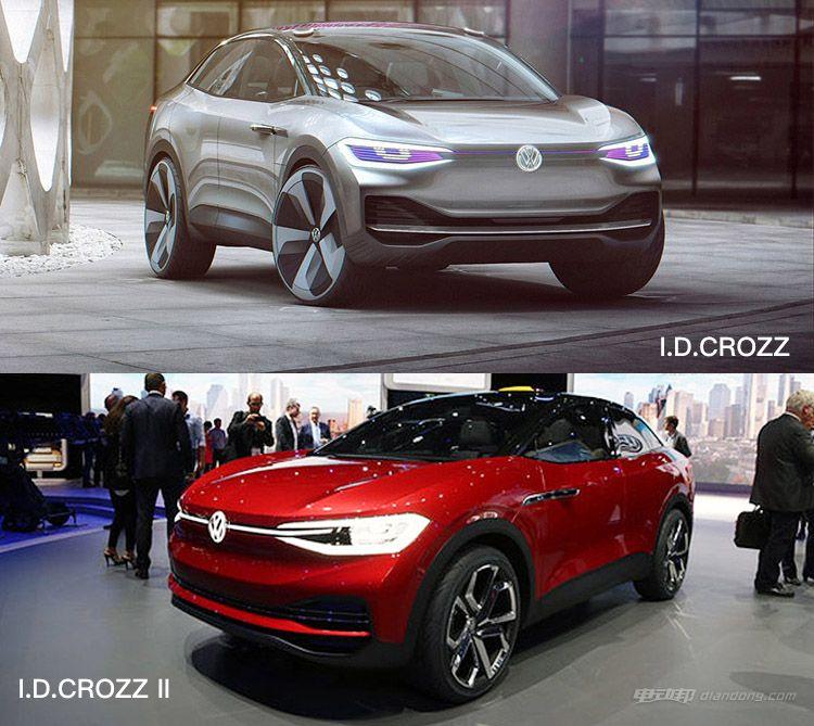 I.D. CROZZ II概念车