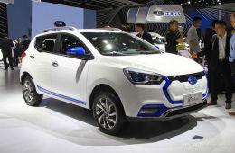 这台纯电小型SUV能跑280km 江淮iEV7S将于10月上市