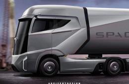 钱柜娱乐平台将于10月26日发布重型卡车Semi