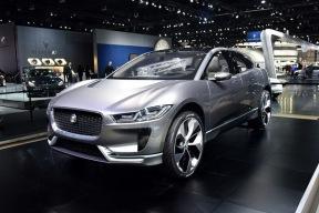 捷豹将基于I-PACE平台推出更多纯电动车