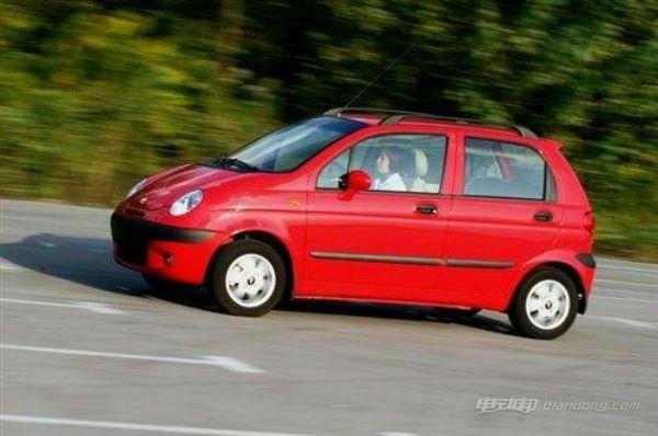 微型轿车:SPARK乐驰