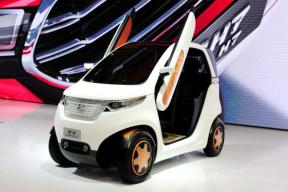 主攻低速电动车市场 全面解读长城子品牌欧拉