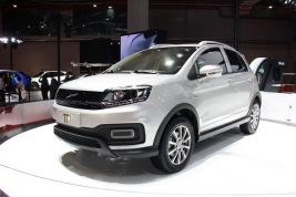10万元以内的纯电动SUV 云度首款车π1将于10月10日上市