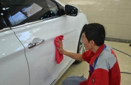 汽车漆面保养,漆面如何保养?