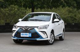 海马全新电动车@3正式上市 补贴后售9.58-10.38万
