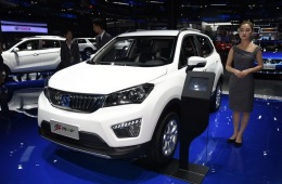 香格里拉计划 长安三款新能源车型将于10月19日上市