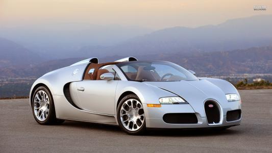 最快电动跑车车型推荐:布加迪威龙