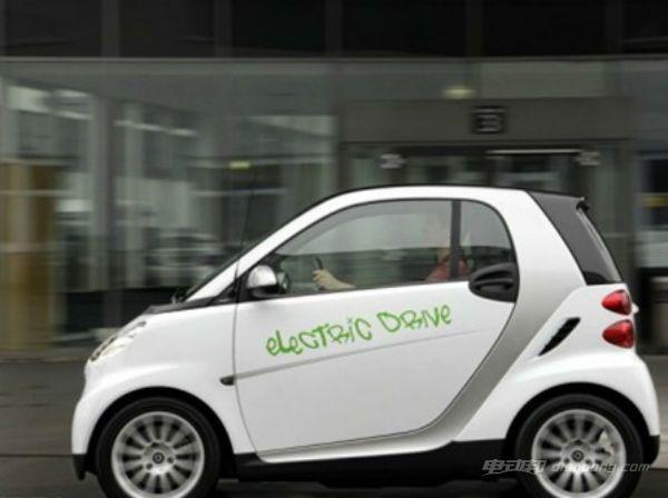 比亚迪e6纯电动汽车介绍:动力系统