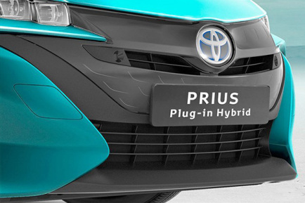 丰田普锐斯混动版,车型介绍