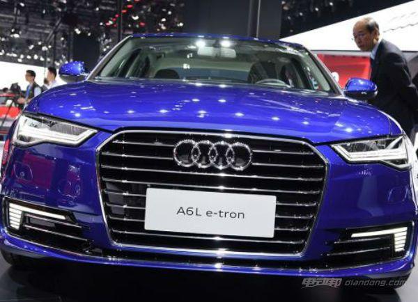 奥迪SUV纯电动汽车:奥迪A6L e-tron