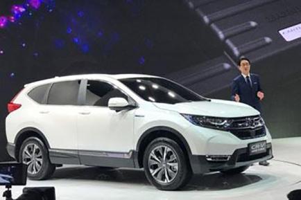 东风本田CR-V混动版怎么样?东风本田CR-V车型介绍
