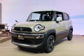 两种风格任君选择 铃木XBEE车型东京车展正式发布