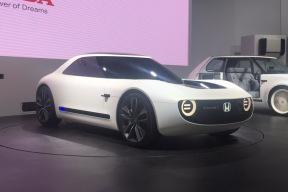 东京车展全球首发 本田Sports EV概念车亮相