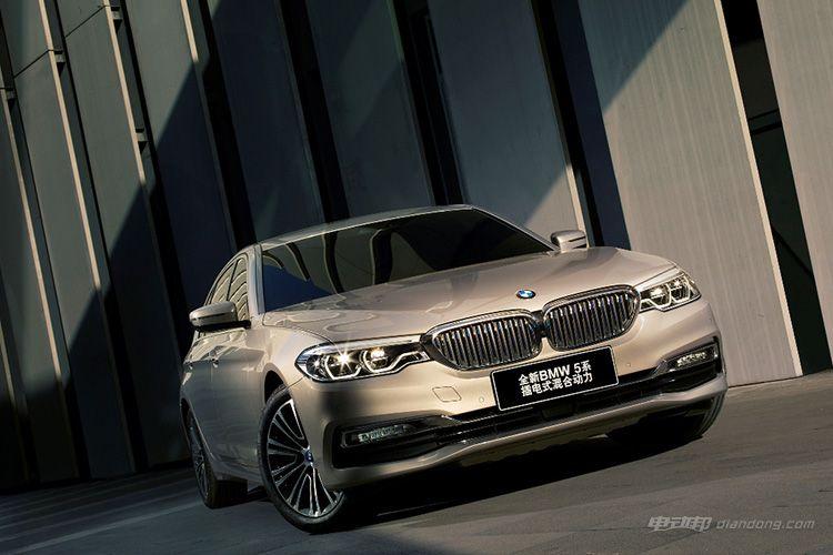 07.全新BMW 5系插电式混合动力