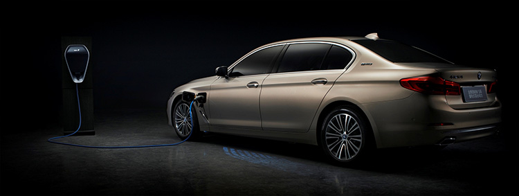 09.全新BMW 5系插电式混合动力