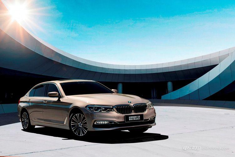 10.全新BMW 5系插电式混合动力