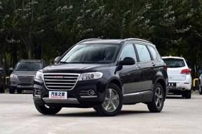 中国汽车销量排行,SUV销量排行榜