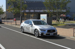 东京路测!解读日产最新自动驾驶技术AD3