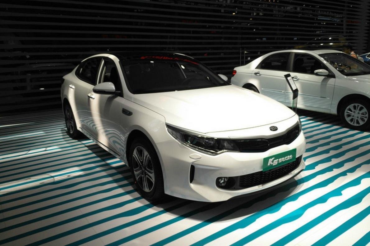 將推兩款新能源車型 東風悅達起亞產品計劃曝光