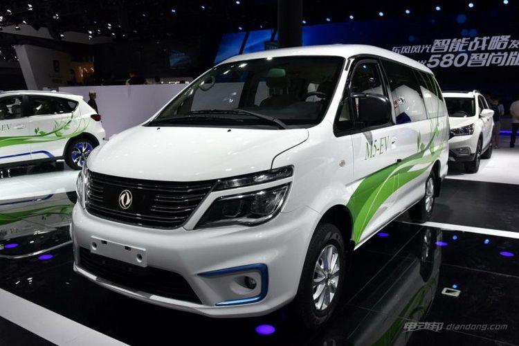 菱智M5 EV1