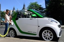 10月新能源乘用车销6.5万增1倍,月环比9连增