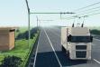 西门子推出的eHighway高速卡车充电系统引人注目