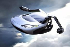 吉利收购飞行汽车公司Terrafugia 2019年飞行汽车将问世